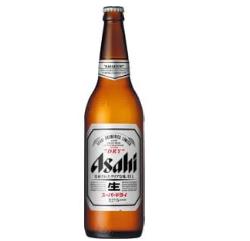 生ビールと缶ビールと瓶ビール